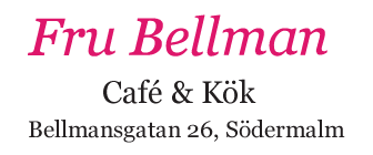Cafe Fru Bellman